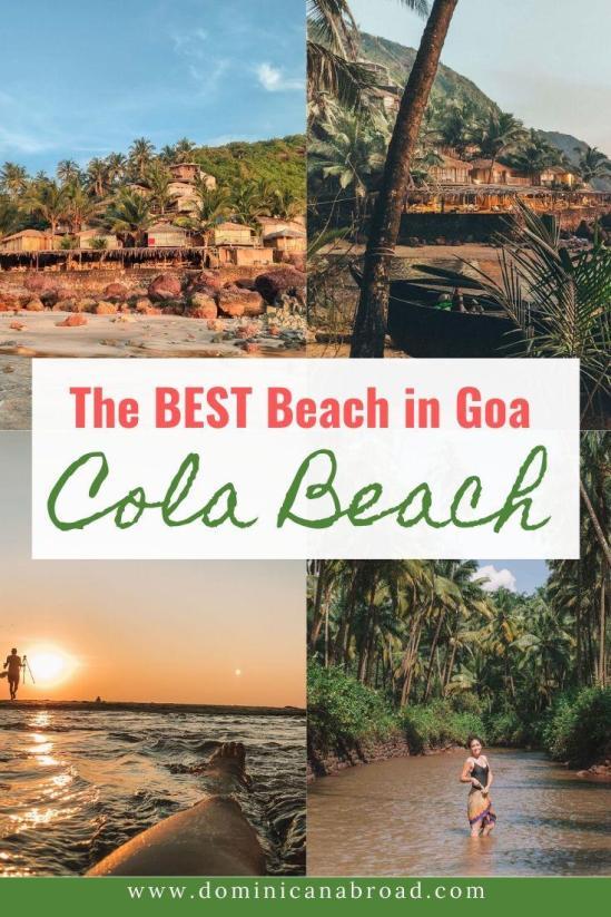 cola beach tour
