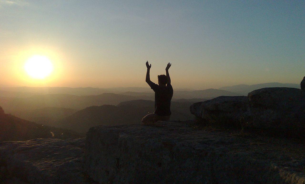 neopagan meditation