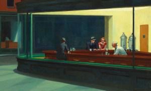 Image: Edward Hopper, Nighthawks