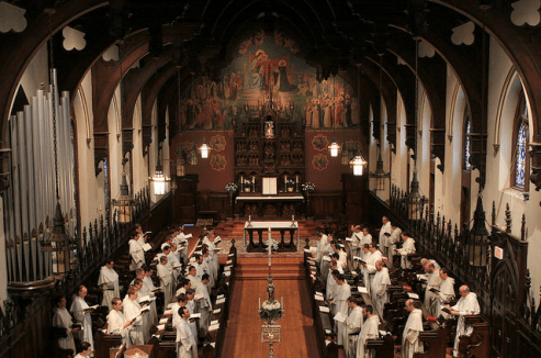 Chapel of the Immaculate Conception (Dominican House of Studies, Washington, D.C.)