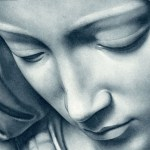 Praying the Our Father with the Blessed Mother