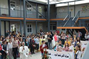 The Annunciation School for Refugees
