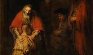 Rembrandt, The Return of the Prodigal Son
