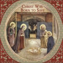 christ-was-born-to-save_album-cover