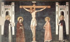 Pietro Cavallini, Crucifixion