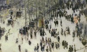 Claude Monet, Le Boulevard des Capucines