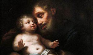 Francesco Conti, Saint Joseph with Christ Child
