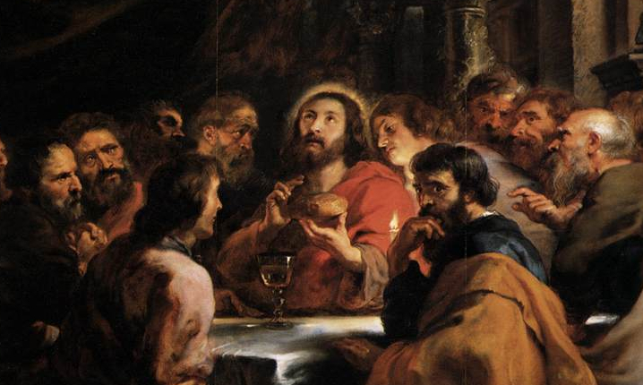 Peter Paul Rubens, The Last Supper