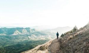 Hiking Landscape