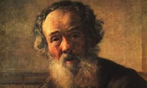 Old Beggar, Vasily Tropinin