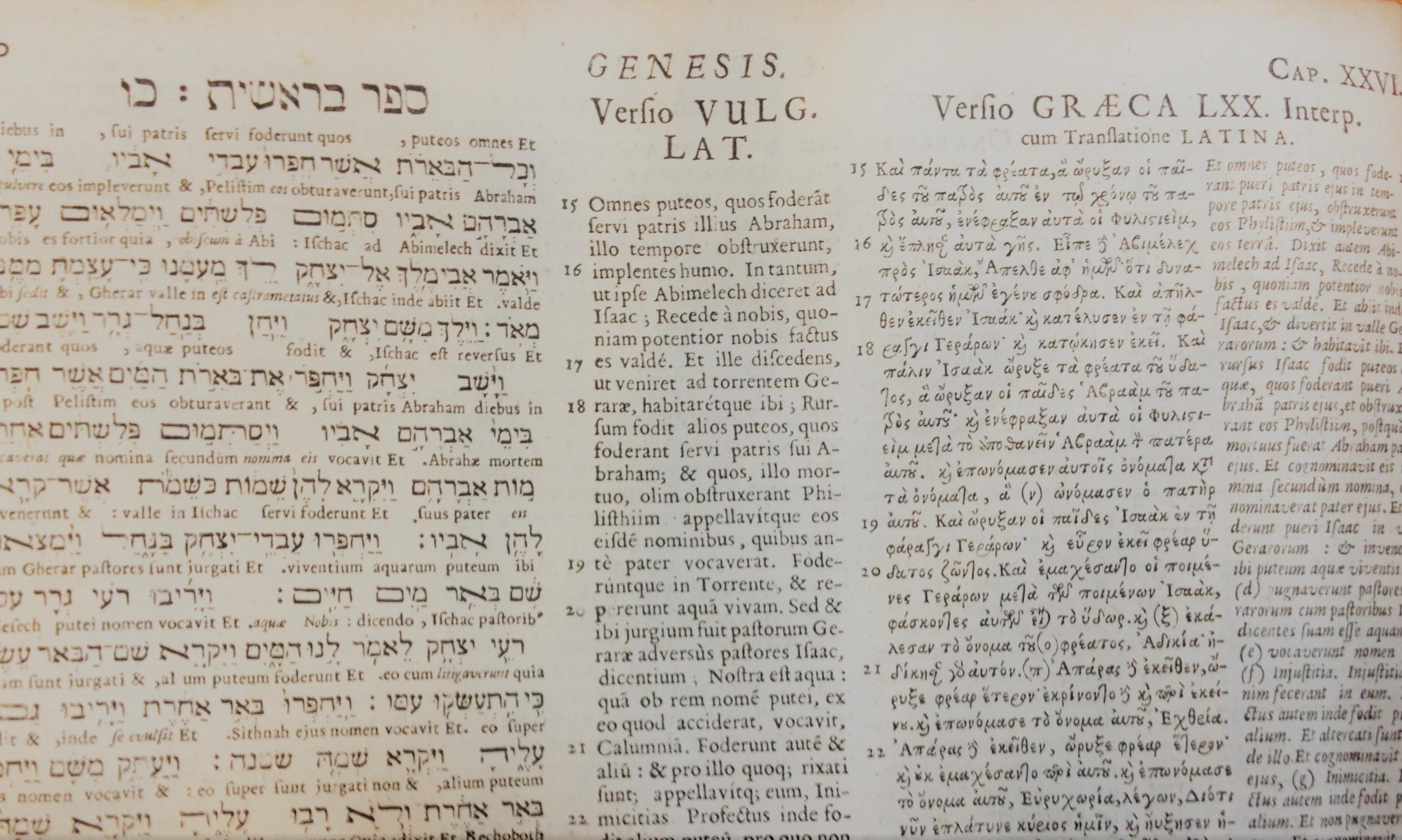 Polyglot Bible