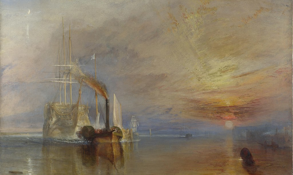 J. M. W. Turner, The Fighting Temeraire