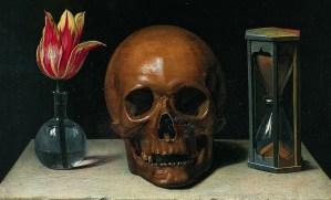 Image: Philippe de Champaigne, Still Life with a Skull.