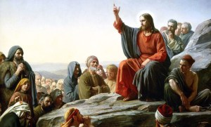 Carl Bloch, The Sermon on the Mount