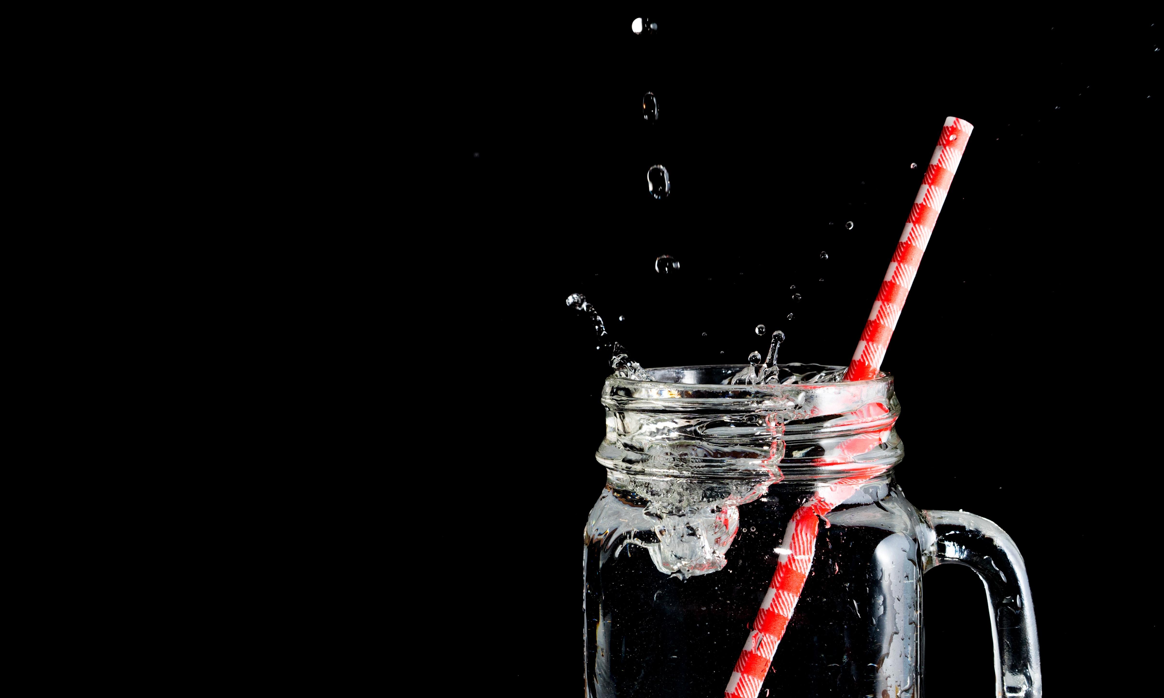 mug jayne carly straw water