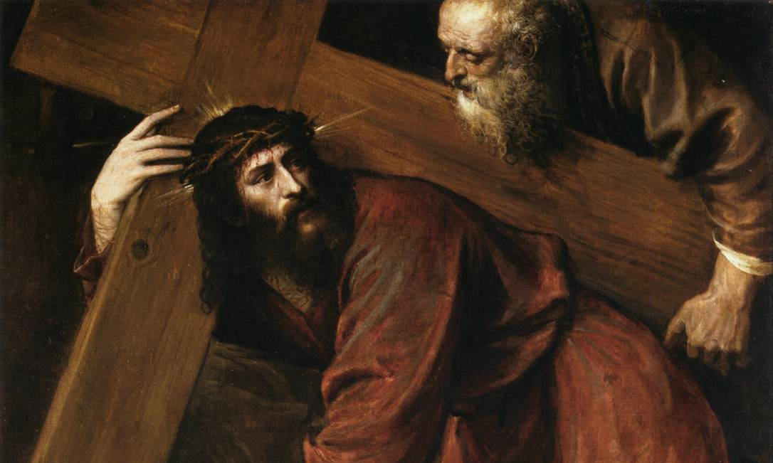 Titian, Christ Carrying the Cross