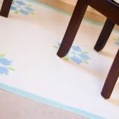 Colorful DIY Floor Pad