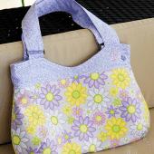 Curvy Bag for Ms. K. – Handmade Bag Ideas