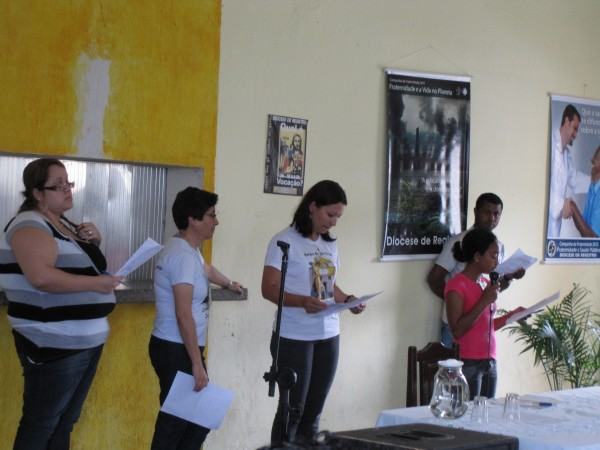Brazil and area assembly