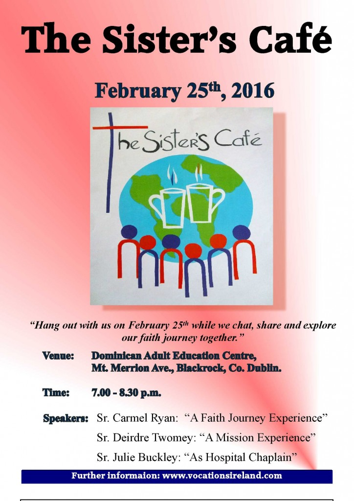 Sisters Cafe Poster