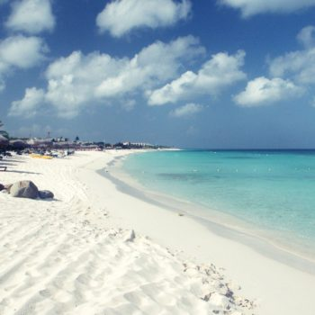 Aruba - Direct Oceanfront 3 bedroom condo