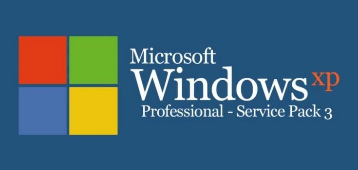 Windows Xp pack 3