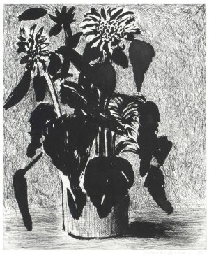 DavidHockneySunflowersII_1024x1024