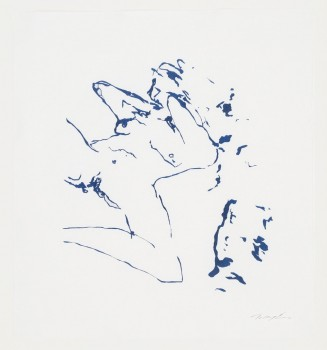 The Beginning of Me Signed  by Tracey Emin