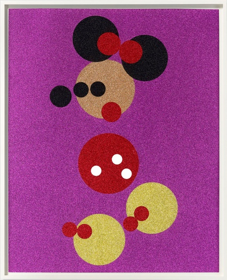 Minnie (Small) Signed  by Damien Hirst