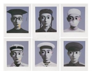 zhang-xiaogang-identity-portrait-portfolio