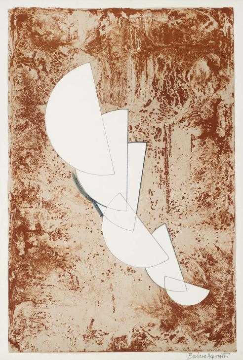 Fragment 1971 by Dame Barbara Hepworth 1903-1975