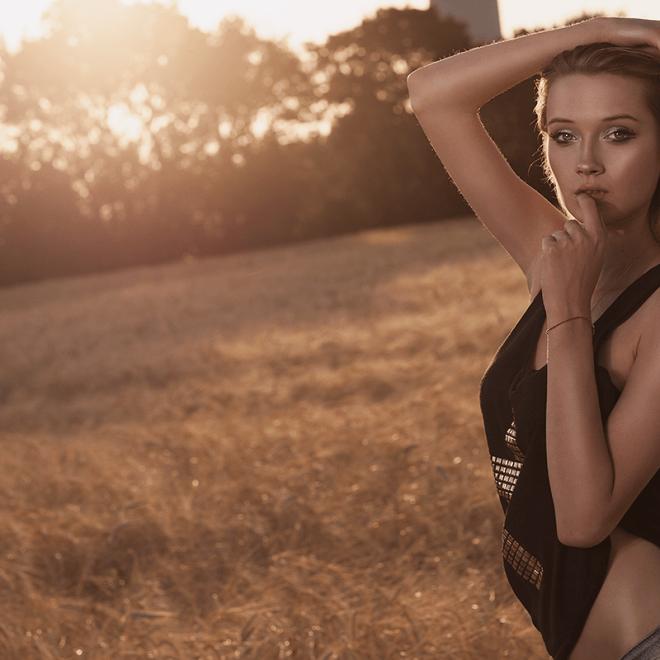 Elena at Dawn