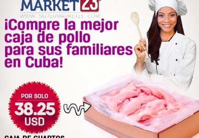 Supermarket 23 il supermercato online che consegna direttamente a Cuba