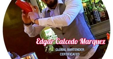 Intervista al Bartender cubano Edgar Calcedo Marquez. (El Narra de Cuba) Global Bartender Certificated.