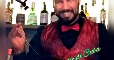 Intervista al Bartender cubano Edgar Calcedo Marquez. (El chino)