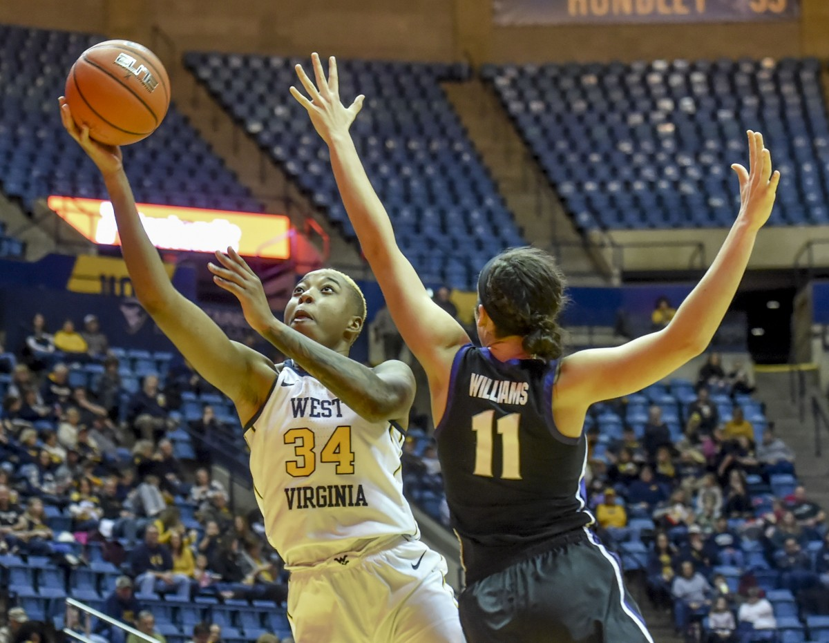 WVU women's basketball player sues over suspension