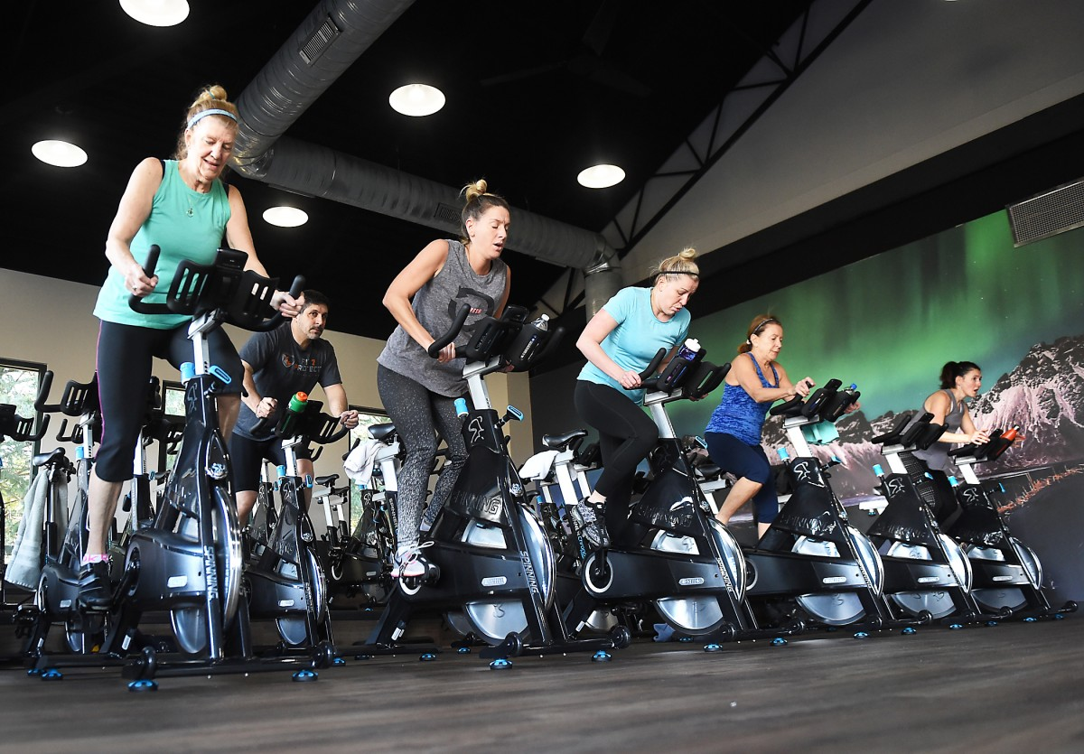 Cheat Lake native brings vision of modern fitness studio to life with Cycle Fusion