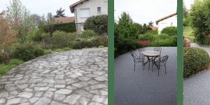 var 83 rénovation de terrasse moquette de pierre