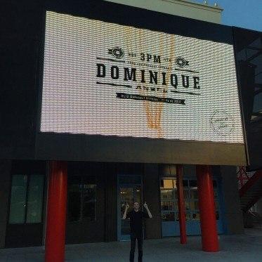 Chef Dominique Visits Facebook and Magic Happens!