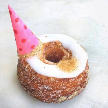 cronut birthday