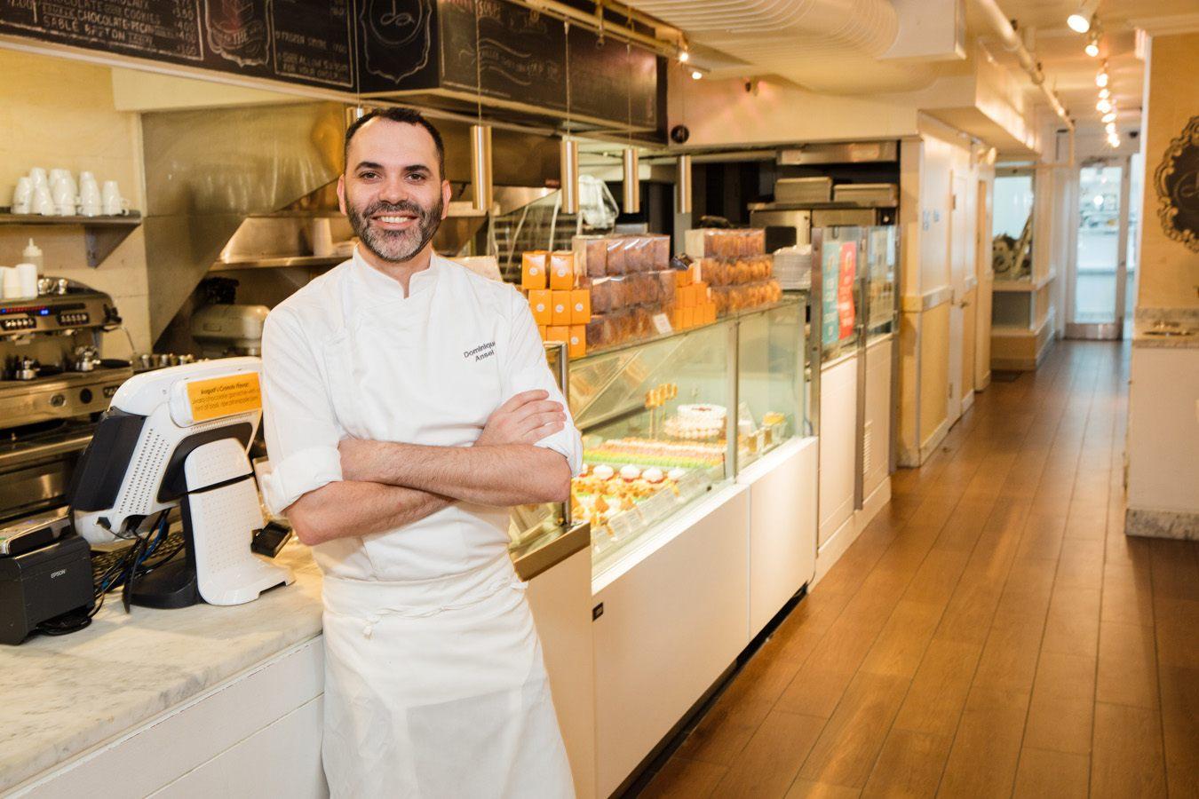 Chef Dominique Ansel