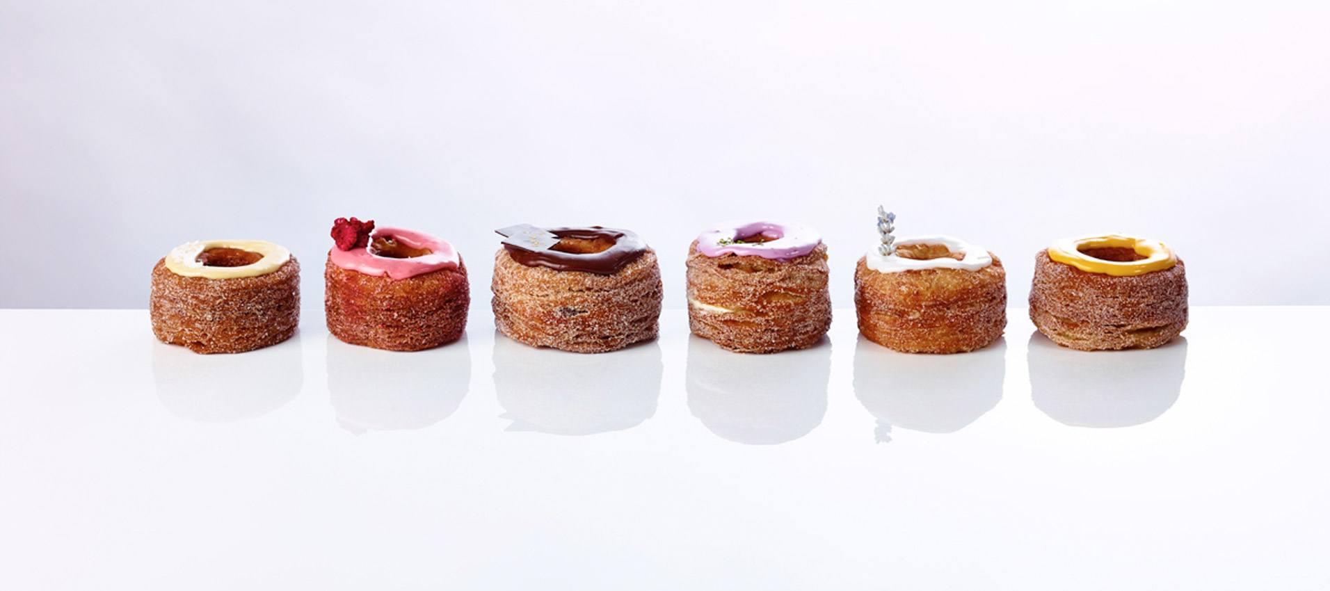 Cronut pastries