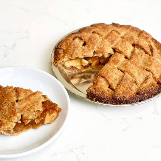 DAB Pie Night 2020 Apple Pie 2