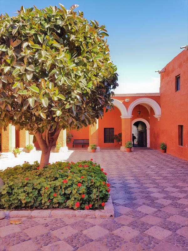 Arequipa - Santa Catalina Monastery