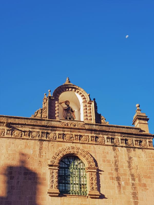 Cusco - La Catedral