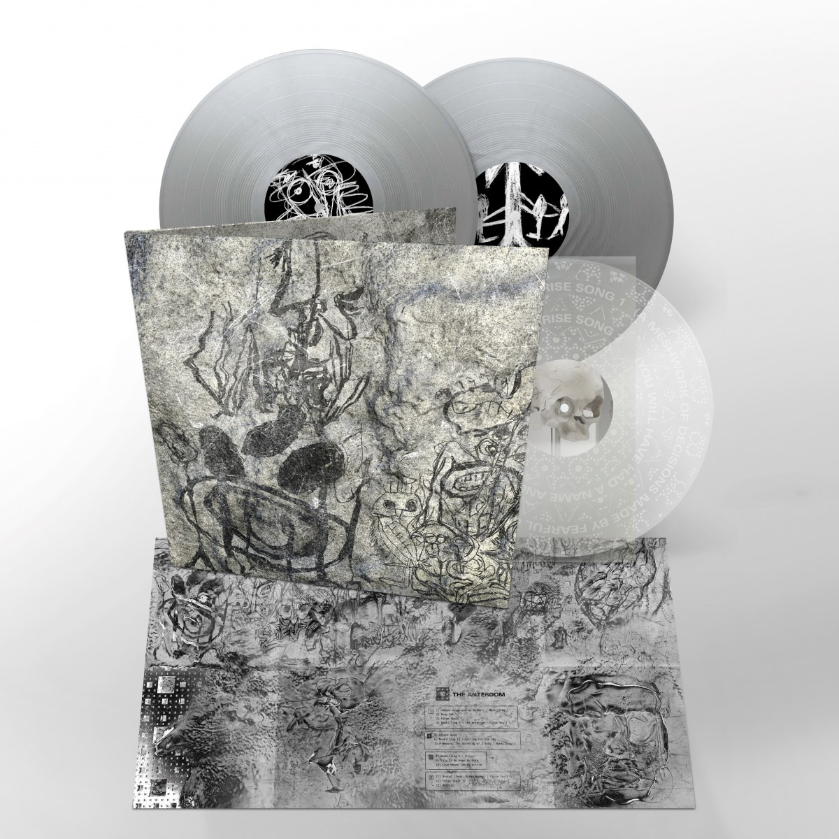 How To Dress Well The Anteroom Limited Edition Double Lp 10 Domino Mart Domino