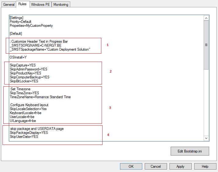 MDT – Working towards Zero Touch Installation – DomJin
