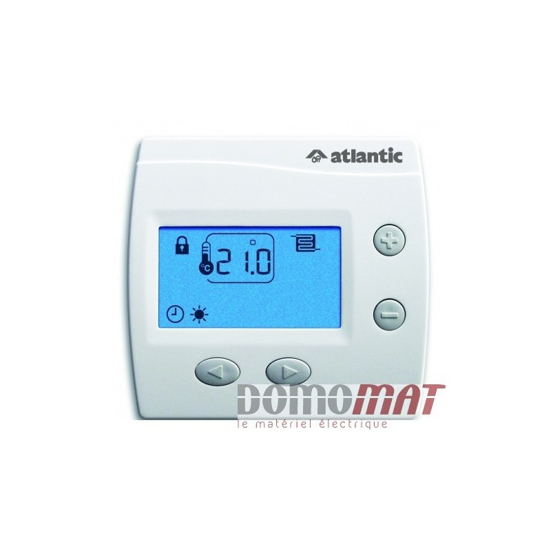 Installez Le Thermostat D Ambiance D Atlantic 109519