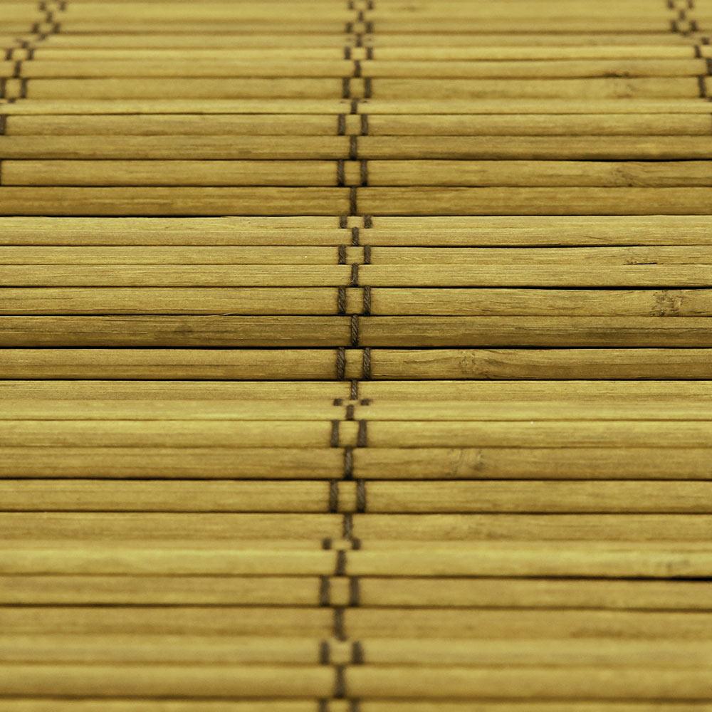store en bambou brun 60 x 160 cm