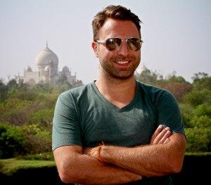 Oberoi Taj Mahal India